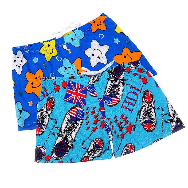 CHILDREN'S Swimming Trunks BOY'S Boxer Bathing Suit Tour Bathing Suit Baby Bathing Suit Boy Split Type Swimwear Children Bathing