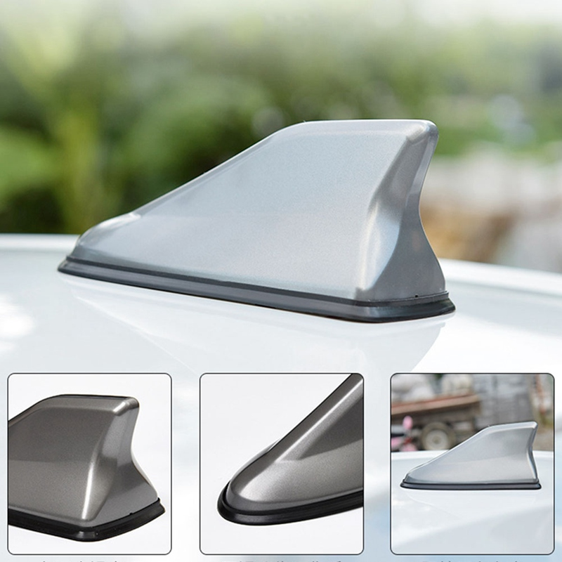 Автомобильный радиоприемник «Акулий плавник», автомобильная антенна, радио, FM-сигнал, дизайн для всех автомобилей, антенна, Стайлинг автомо...