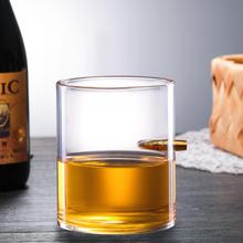 3D Creative Penetrating Bullet Whiskey Cup Glass Beer Coffee Set Handmade Mug Tea Drinkware