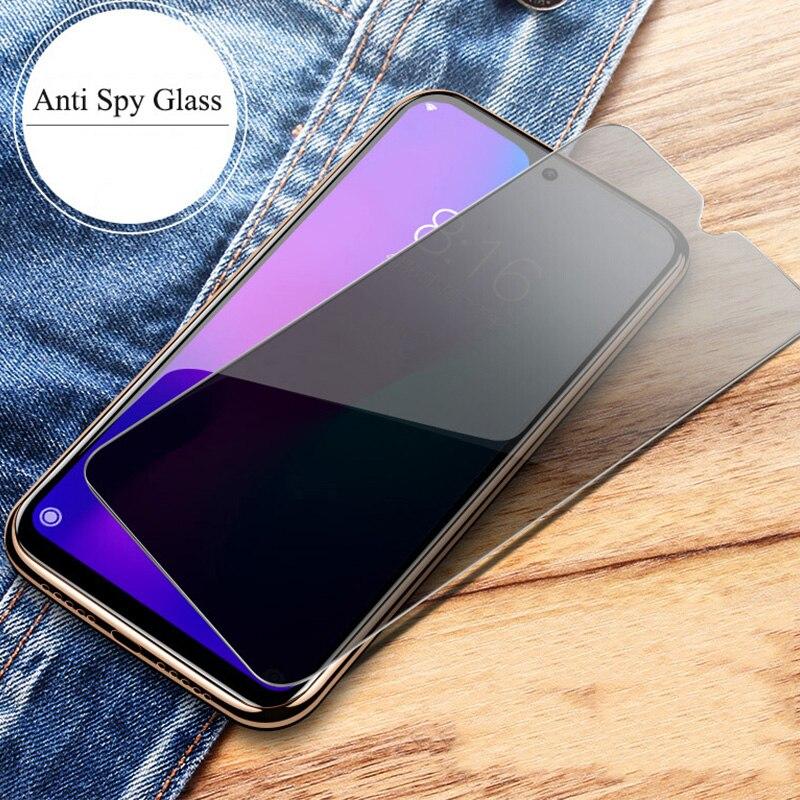 Protetor de tela Para Samsung Galaxy A10 A20 A30 A40 A50 A60 A70 A80 A90 Vidro De Proteção Para UM 10 20 30 40 50 60 70 80 90