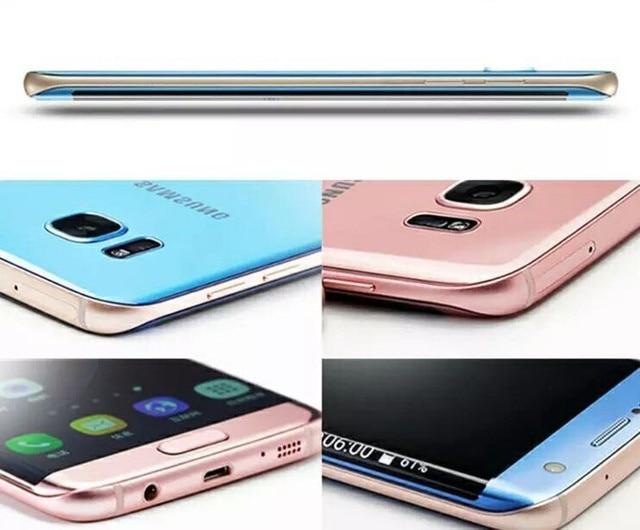 Unlocked Original Samsung Galaxy S7 edge G935F/G935V  4GB RAM 32GB ROM Quad Core 5.5 inch WIFI GPS 12MP 4G LTE Mobile Phone 6