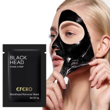 5Pack Face Mask Blackhead Remover Nose Mask Pore Strip Black Mask Peeling Acne Treatment Black Head Mask Deep Cleansing SkinCare(China)