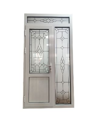 New Style Customized Exterior Casement Pvc Doors