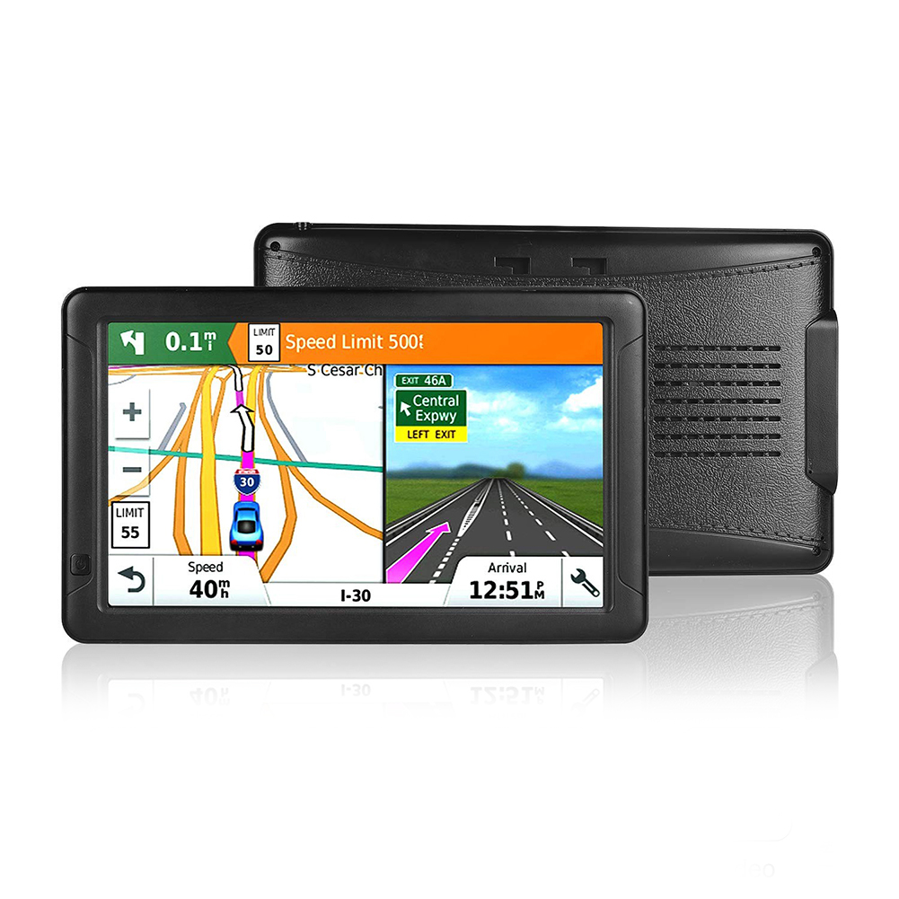 9 inch Android 4.4.2 1080P HD Car GPS Navigation FM Bluetooth Navi Navigation Device Maps Truck Car Auto Touch Screen Free maps