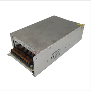 Direct sales 12V50A regulated DC power supply Security monitoring LED drive power 600W switching power supply
