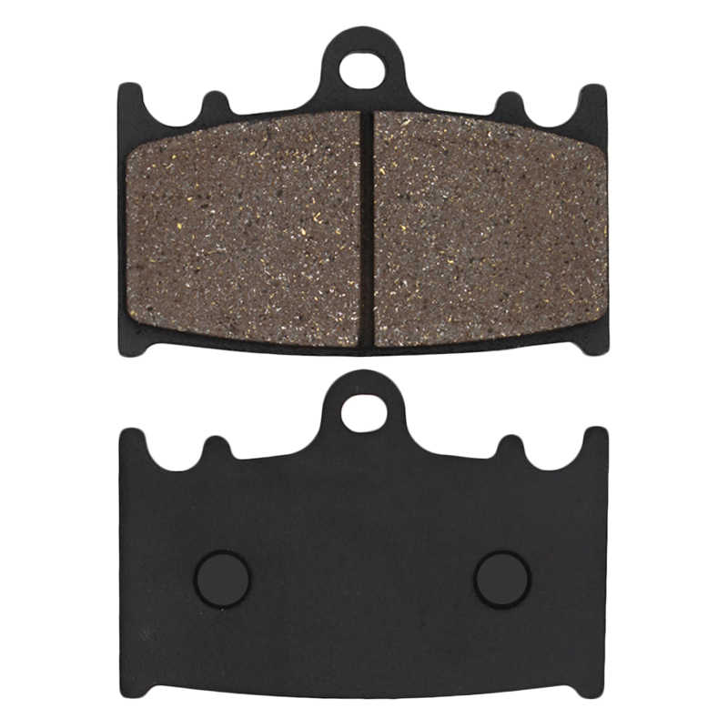 Cyleto Motorcycle Front Rear Brake Pads for Kawasaki ZX6R ZX 6R ZX600F ZX9R ZX9R ZX900 Ninja 900 94- 97 ZX 600 Ninja ZX6 93-95