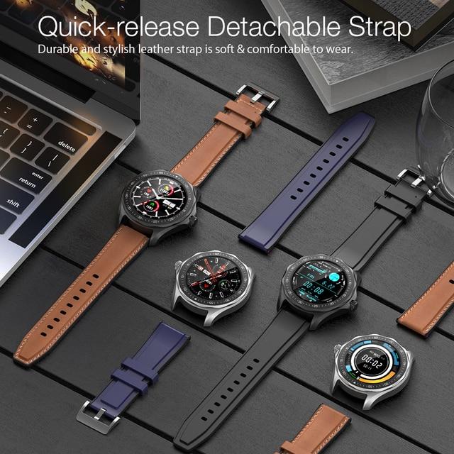 BlitzWolf BW-HL3 Smart Watch Men Women's Smartwatches Heart Rate Blood Pressure bluetooth Fitness Wristwatch Sport Smartwatch 5