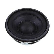 Top Quality 45mm 5W Full Range Loud Speaker Rubber Edge Easy Use for Home Apt Car