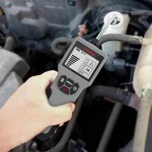 Image 3 - 2020 12v display lcd automático testador fluido de freio freio do carro ferramenta qualidade óleo dot 3 dot4 dot5.1 testador led indicador verificação digital