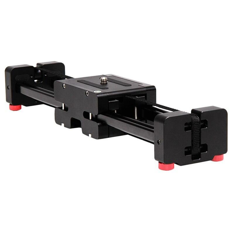 V-40AS FT52cm Telescopic 5D3 5D2 Damping Tripping DSLR DV Track Rail Video Stabilizer Slide for Photography Studio