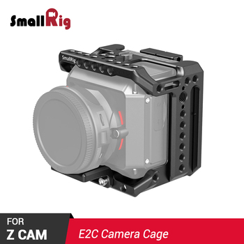SmallRig DSLR Camera Cage for Z CAM E2C With Lens Adapter Support & HDMI Cable Clamp & USB Cable Clamp Form Fitting 2372 image