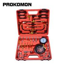0 140 PSI Fuel Injection Pump Injector Tester Test Pressure Gauge Gasoline