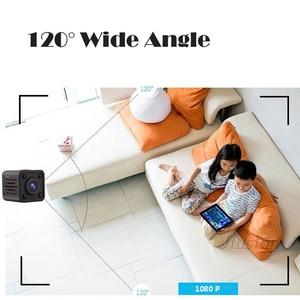 Image 4 - Hdq9 mini wifi câmera hd 1080p vídeo gravador de áudio com visão noturna ir detecção de movimento pequena filmadora sem fio carro micro cam
