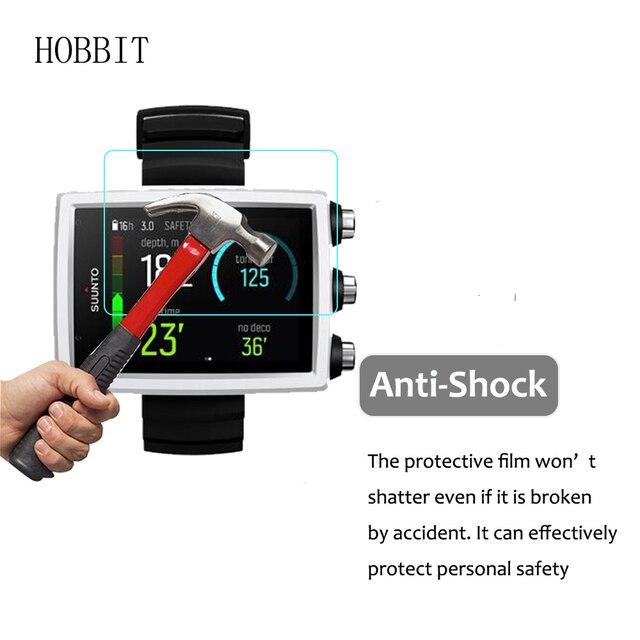 3 حزمة HD واضح LCD نانو واقية من الانفجار واقي للشاشة ل suto EON CORE الغوص ساعة مكافحة صدمة فيلم ل suto EON الصلب