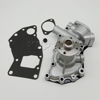 4LE1 Water pump 8 94140341 0 8 98126230 0 For ISUZU 8972541481