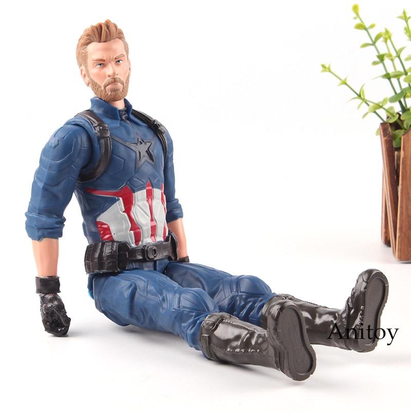 titan-hero-series-action-figure-font-b-marvel-b-font-avengers-3-infinity-war-captain-america-pvc-collection-model-toys-for-boys