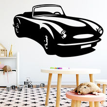 Популярные автомобильные Мультяшные настенные наклейки ford