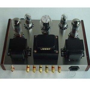Image 4 - 2019 Nobsound مصنعين بيع عرض خاص 5Z3P + 6N9P + EL34 B شنت أنبوب مضخم الصوت نهاية واحدة مقبض الطاقة 13 واط + 13 واط