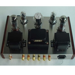 Image 4 - 2019 Nobsound Manufacturers Selling Special Offer 5Z3P+6N9P+EL34 B Mounted Tube Audio Amplifier Single End Power Handle 13W+13W