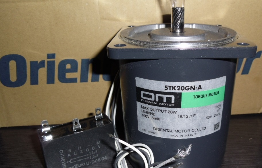 5TK20GN-A  motor new original Japanese Oriental OM