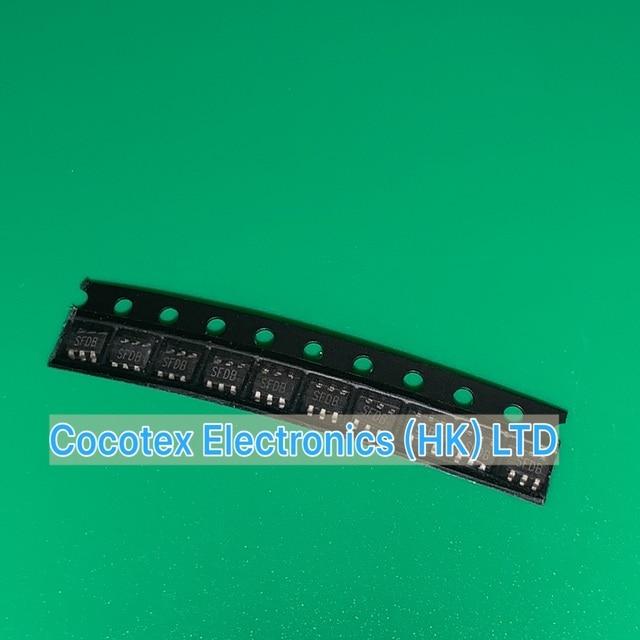 10pcs/lot LM2734XMKX SOT23 SFDB LM 2734 XMKX IC REG BUCK ADJ 1A TSOT23-6 LM2734XMKE LM2734XMKX/NOPB