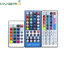 цена на 44 Keys LED IR RGB Control LED Lights Controller IR Remote Dimmer Input DC12V 3*2 A For RGB SMD 3528 5050 LED Strip Hot
