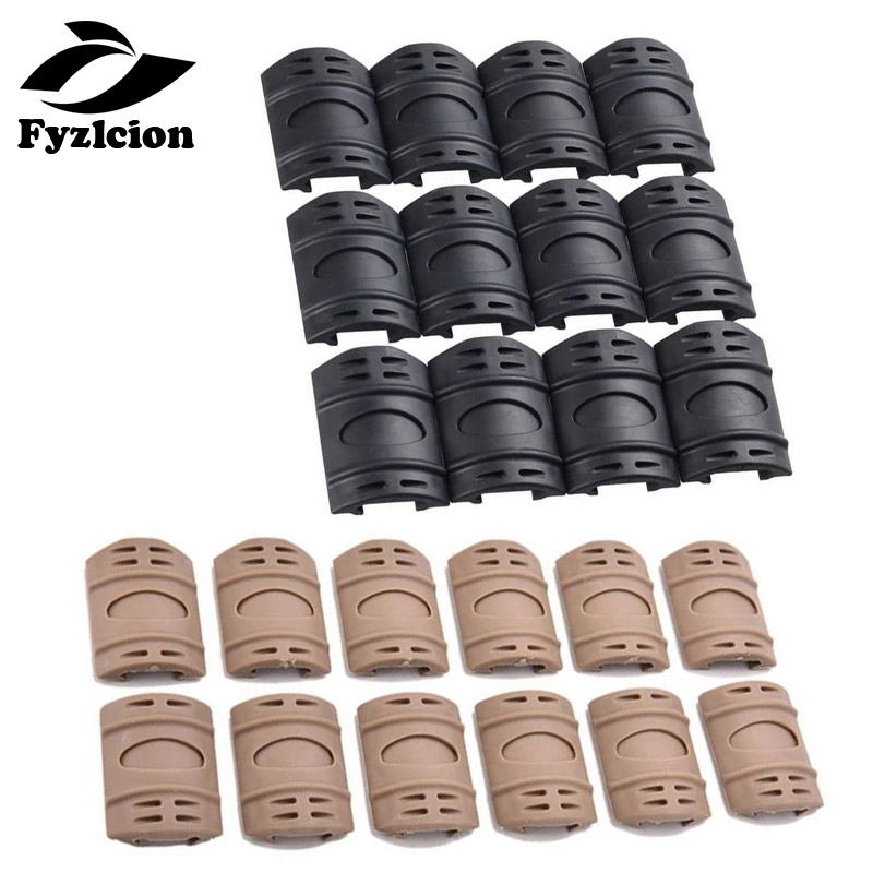 Hunting Resistant Cover 12pcs New Picatinny Ladder Rail Panel Handguard Protector