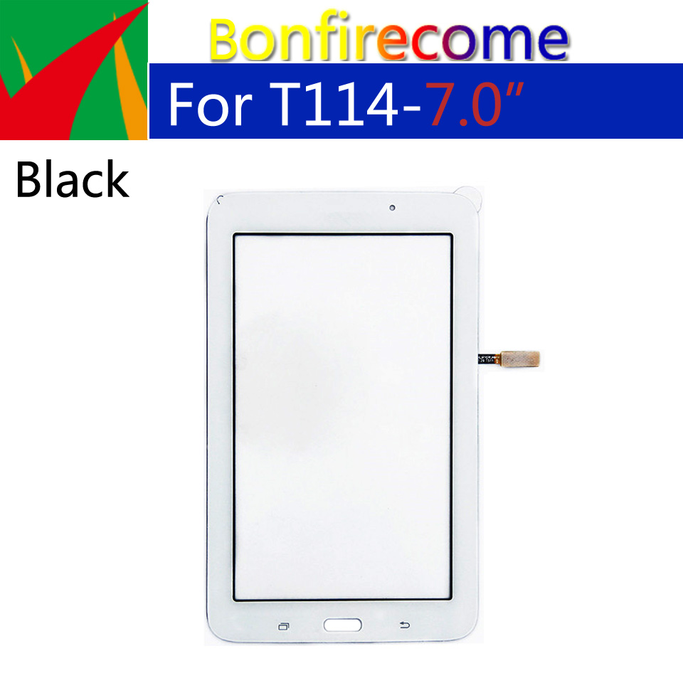 10Pcs\lot For Samsung Galaxy Tab 3 Lite 7.0 SM-T114 T114 Touch Screen Digitizer Panel Sensor Tablet Touchscreen Replacement 7.0