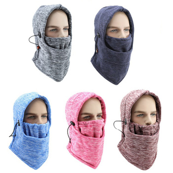 Balaclava Winter Warm Motorcycle Face Mask Shield Cap Outdoor for Riding Skiing Hunting Windproof Masks