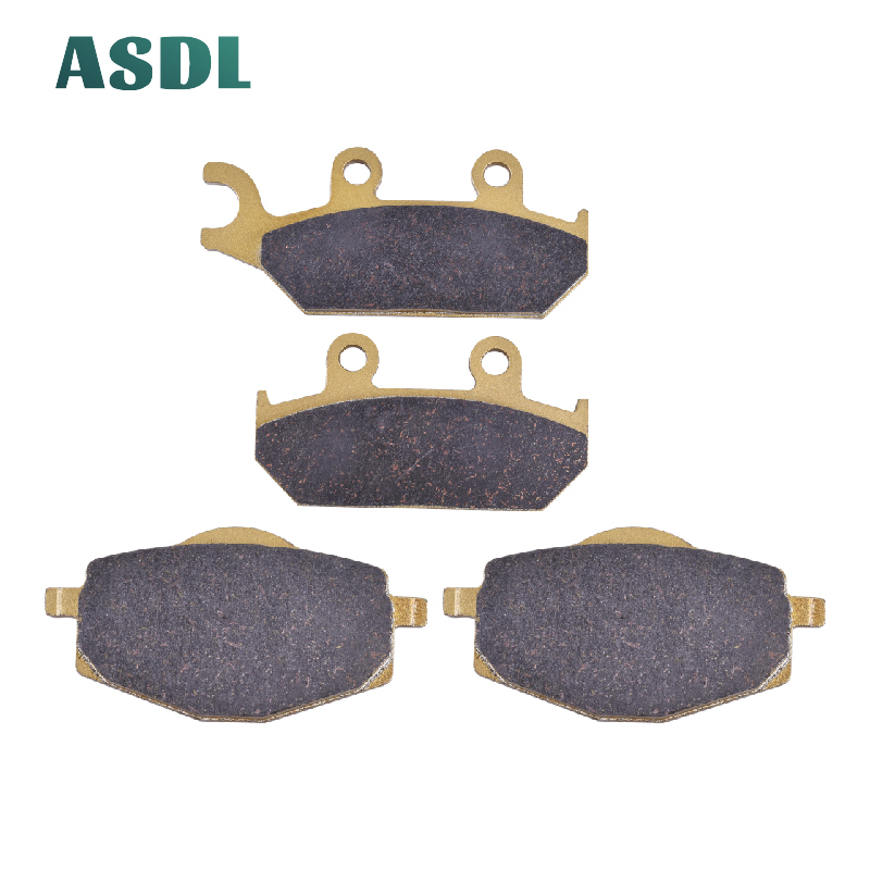 Motorcycle Front Rear Brake Pads Disk For <font><b>YAMAHA</b></font> <font><b>XT</b></font> <font><b>600</b></font> E E 1992-2003 #bJ image