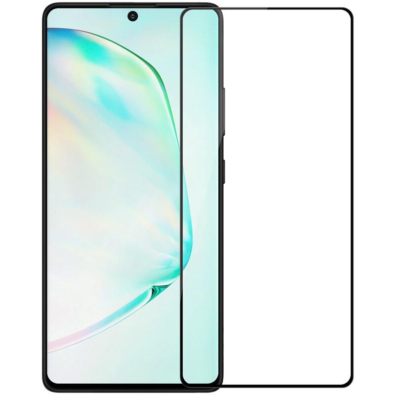 Защитное стекло для Samsung Galaxy S10 Lite Nillkin, взрывозащищенное Закаленное стекло с полным покрытием CP + Pro 2.5D