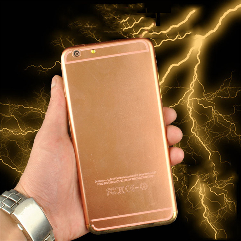 Creative Spoof Electric Shock Practical Joke Funny The Whole Person Tricky Electric Toy Flashlight Phone Model Christmas Gift