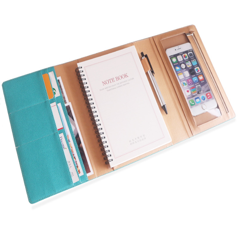 Multi-functional Loose-leaf Business Notepad Coil Notepad Creative Notepad
