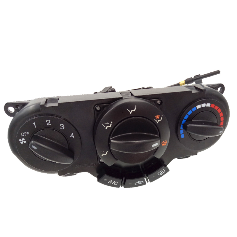 High Quality Auto Car Air AC Heater Panel Climate Control Assy For Excelle Wagon HRV Lacetti O Ptra Nubira Daewoo 96615408