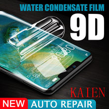 film for honor 9X 8X 10 Lite Hydrogel Film For Huawei Mate 20 X P smart plus 2019 Screen Protector For Huawei Honor 20 Pro 8pro(China)