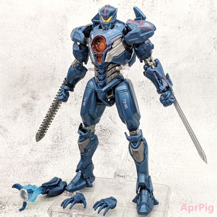 Uprising Gipsy Avenger Bracer Phoenix Titan Redeemer Saber Athena Guardian Bravo Obsidian Fury PVC Action Figure Toy