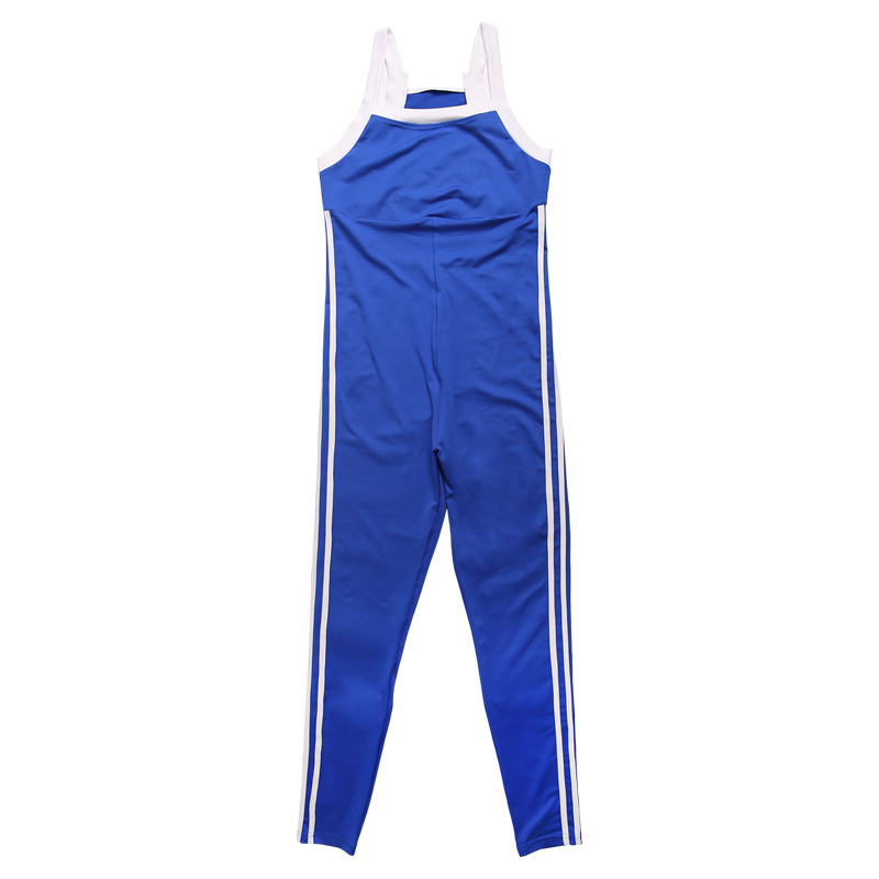 1Pcs Fitness Yoga Jumpsuit Women Sexy Ensemble Sportswear Workout Gym Clothing Female Sport Yoga Suit Tracksuit Rompers Pants
