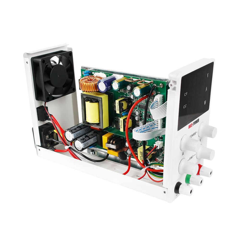 BLAUBUCHT 30V 10A DC Switching Lab Adjustable Power Supply Laboratory Bench Source Digital Current Stabilizer EU US AU UK 220 V-5