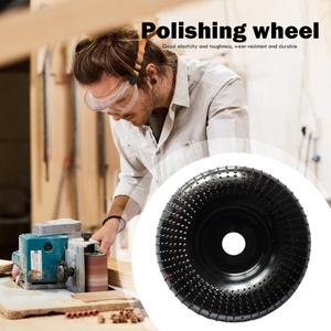 Sanding Plastic Thorn Disk Angle Grinder Round Woodworking Grinding Wheel 100mm Polishing Wheel Angle Grinder Tool|Grinding Wheels| |  -