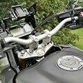 Набор для Руля Мотоцикла, riser bars clamp, серебристый, 25 мм, Riser Kit для Yamaha Xt1200z Super Tenere 2014-2019