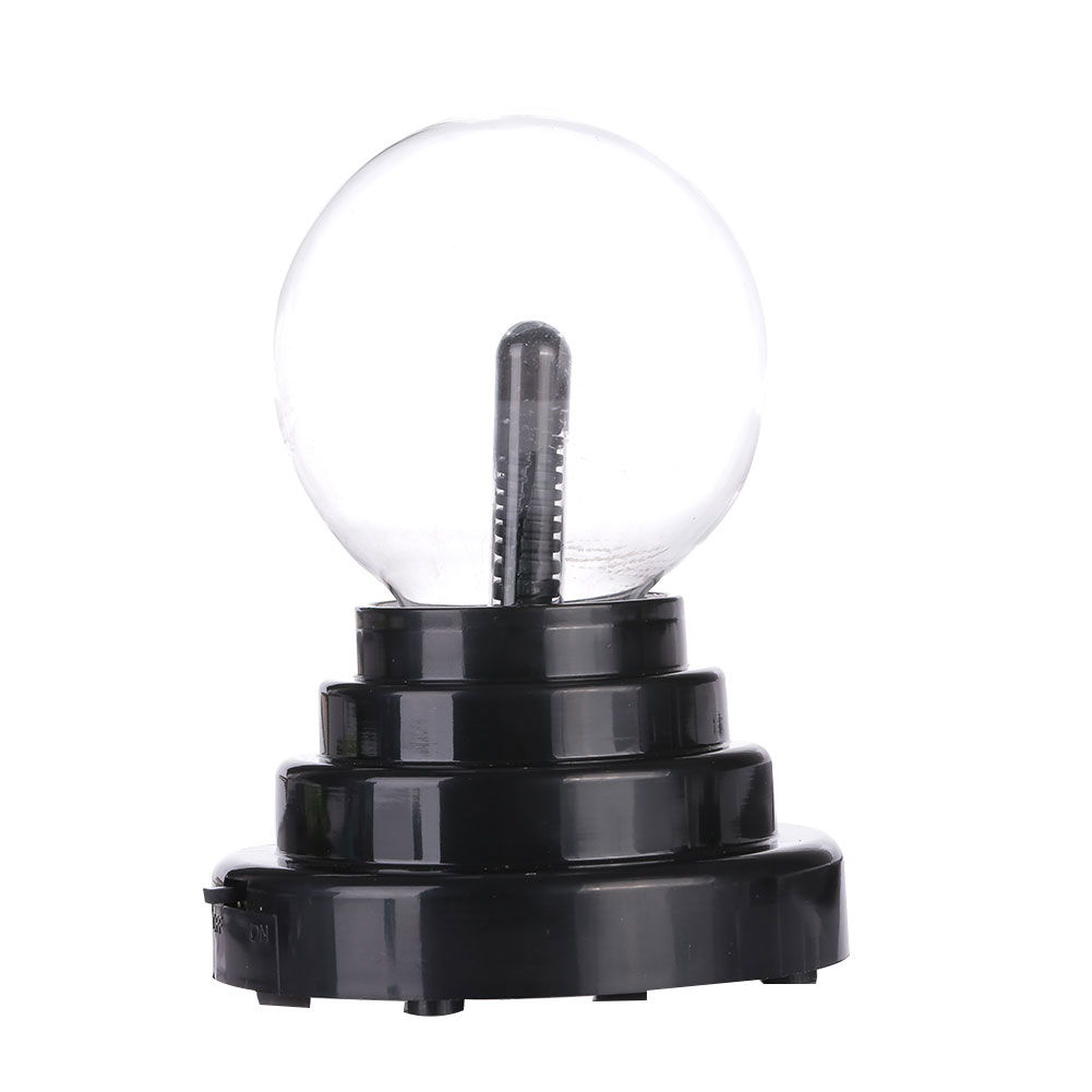 USB Plasma Sphere Lightning Lamp Lights Glass Ball Decoration Party Vintage
