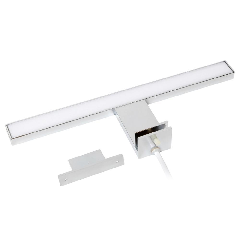 AC110 240V LED Mirror Front Light 5W 8W Modern Waterproof Anti fog Bathroom Mirror Lamp 2835
