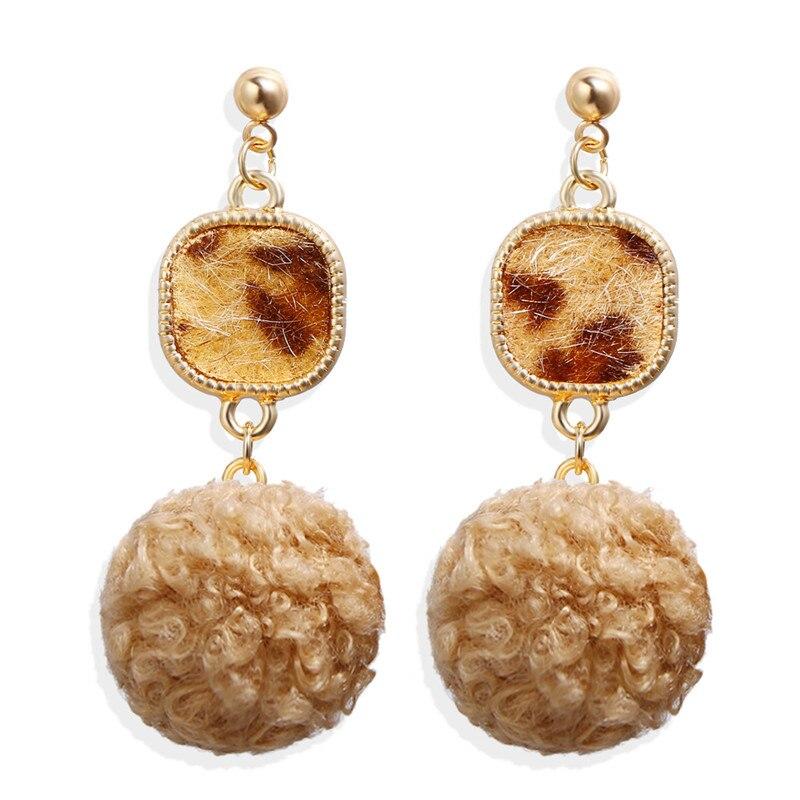 Vintage Earrings 2019 Geometric Shell Earrings For Women Girls BOHO Resin Drop Earrings Brincos Fashion Tortoise Jewelry 25