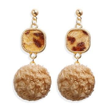 Geometric Shell Earrings For Women Earrings Jewelry Women Jewelry Metal Color: CS57346