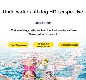 Image 5 - Cámara Digital para niños de 2,4 pulgadas, HD, 1080p, wifi, lente Dual, Ip68, impermeable, regalo de cumpleaños