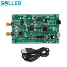 Analizator widma USB LTDZ 35-4400M źródło sygnału widma z modułem źródła śledzenia narzędzie do analizy częstotliwości RF tanie tanio Mounchain CN (pochodzenie) Elektryczne 3 0-4 9 cala