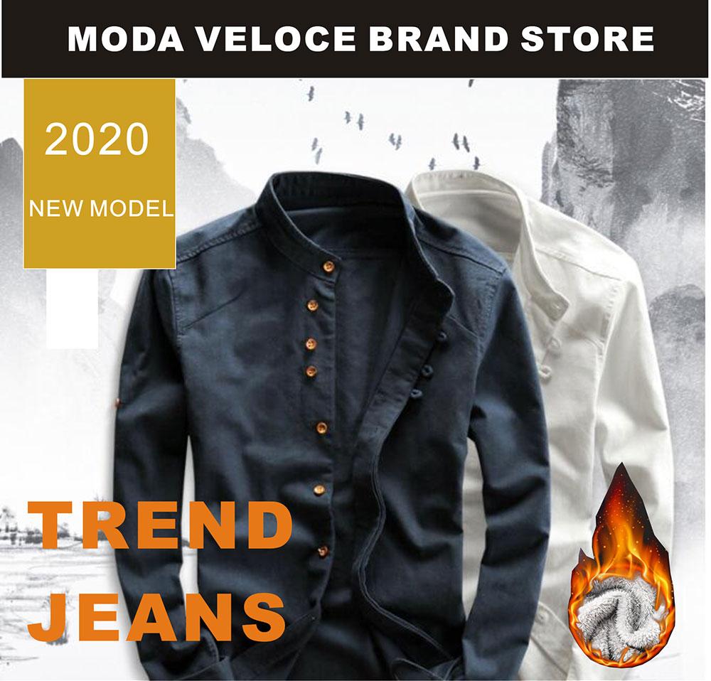 H212b248de06347f1a6771653a10205f65 New sexy Men's Cotton Linen Shirts Long Sleeve Men Casual Slim Mandarin Collar Shirts Summer Beach Shirt plus size 6xl