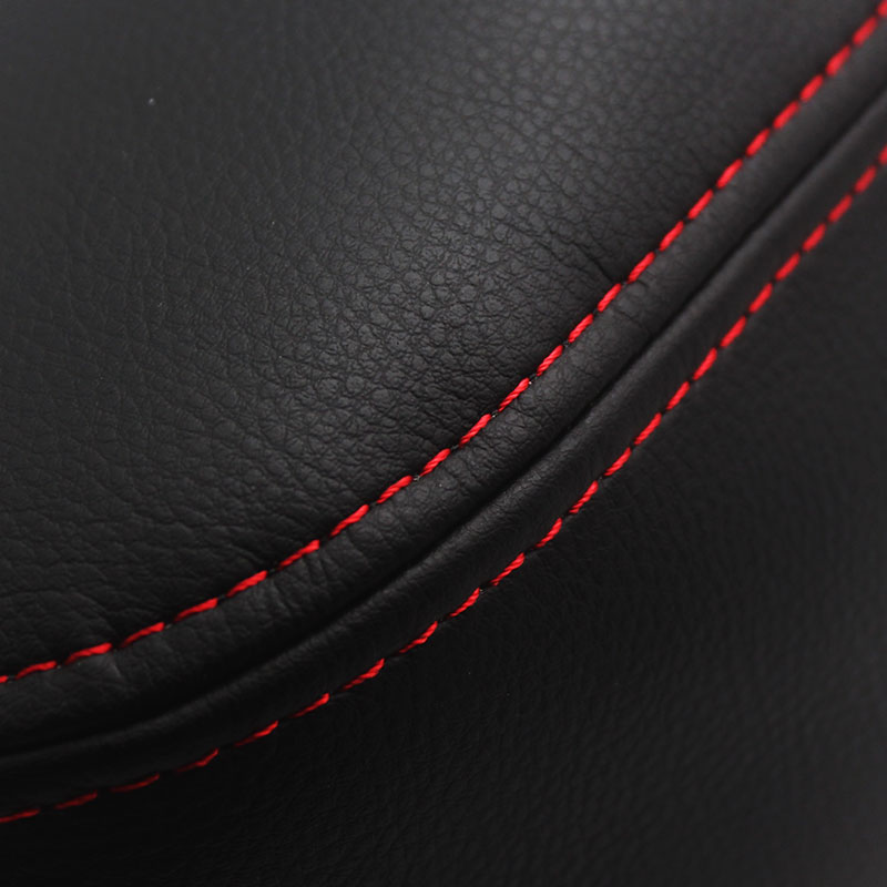 Only right hand drive Car Microfiber Leather Center Control Armrest Box Cover Trim For Lexus IS250 IS350 2014 2015 2016 2017