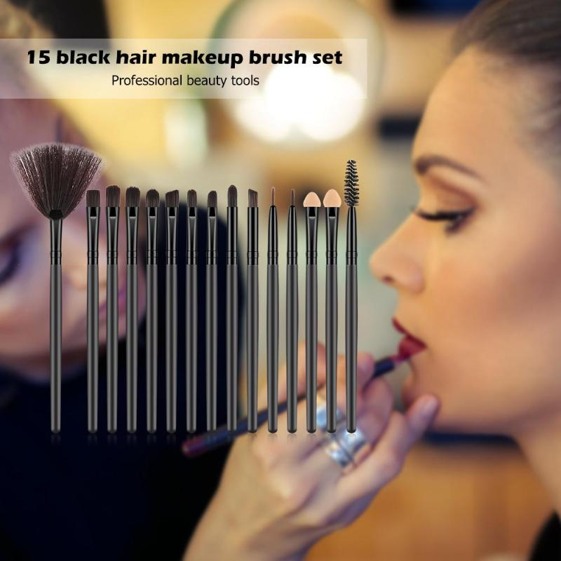 Durable Makeup Brushes Kit Creative Wood Handle Face Eyes Cosmetic Pen Beauty Tools Hot Selling Safety Makeup Accessories