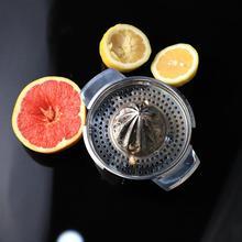 Gadget Squeezer Lemon Manual-Juicer Citrus Fruit Orange Stainless-Steel Kitchen Mini